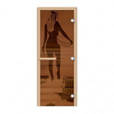 FireWay Дверь Банщица 1,9х0,7