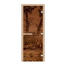 FireWay Дверь Мишка 1,9х0,7