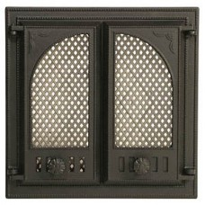 Дверца каминная 0016 (Aito)