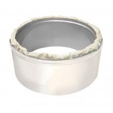 Доборный элемент для печи АК-57K, белый, без камней (Aito)