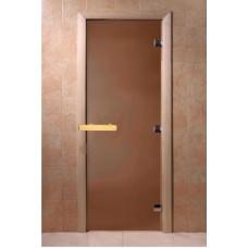"""Дверь бронза матовая """"Теплая ночь"""" DoorWood"""