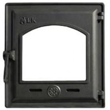 Дверца герметичная со стеклом LK 370
