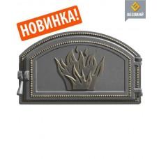 ДВЕРЬ 223 (БРОНЗА) ВЕЗУВИЙ