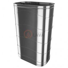 Бак 100 л. (0,5 мм) вертикальный LAVA