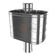 Бак 25 л. (0,5 мм) самовар LAVA