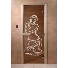 """DoorWood Дверь бронза """"Искушение"""""""