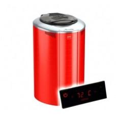 HARVIA Forte AF4 red с выносным пультом в комплекте