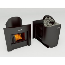 GRILL`D Aurora 160 window black