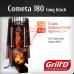 Cometa 180 long black