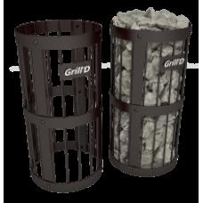 GRILL`D Сетка для камней Grill'D L600 D300 black
