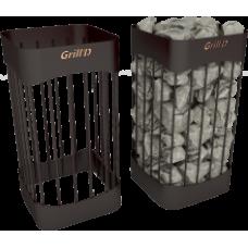GRILL`D Сетка для камней Grill'D Optima L600 D300 black