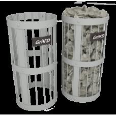 GRILL`D Сетка для камней Grill'D L600 D300 grey