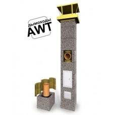 Керамический дымоход AWT 140 мм 10 метров