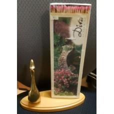Подставка для каминных спичек мод. 004.46 DIXNEUF