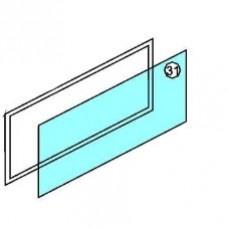 EDILKAMIN Керамическое стекло для Flat 121 old