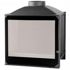 LISEO CASTIRON LCI 5 GF BG, черное стекло