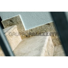 PALAZZETTI Камень ANTICA бордюр со сглаженными углами 8x1