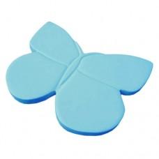 PALAZZETTI Декоративный элемент FARFALLA (бабочка) голубая