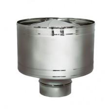 ВУЛКАН Дефлектор на расш. DHR d130 зерк.