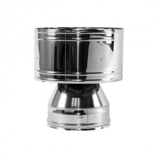 ВУЛКАН Дефлектор V50R D180/280 нерж 321/304