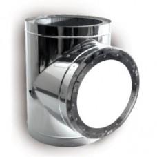 ВУЛКАН Взрывной клапан DTEVH D250 с изол.50мм нерж321/нерж304