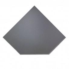 ВУЛКАН Предтопочный лист VPL021-R7010 1100х1100 серый