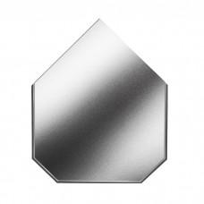 ВУЛКАН Предтопочный лист VPL031-INBA 1000х800 зеркальный